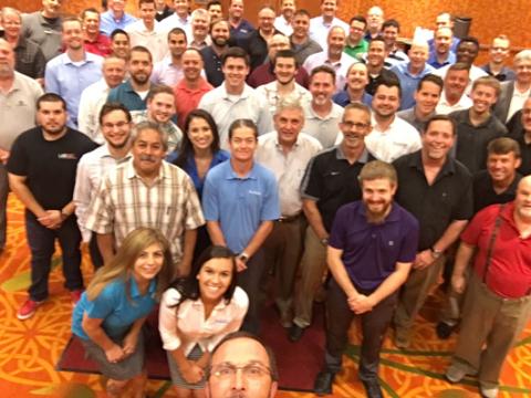 2016 Symposium Selfie