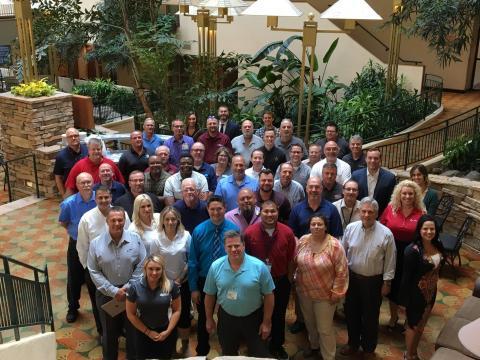 2018 Symposium Participants